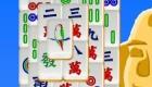 Jeu de mahjong au soleil