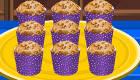Des muffins à la banane