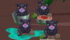 Les bébés animaux de la jungle