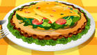 Une quiche originale