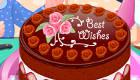 Un délicieux gâteau au chocolat
