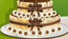 Gâteau de mariage pâtissier