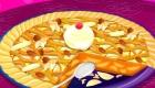 Cuisine une tarte aux pommes