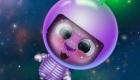 Jeu d'astronaute pour filles