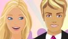 Les bisous de Ken et Barbie