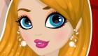Maquillage de miss