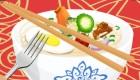 Jeu de cuisine chinoise