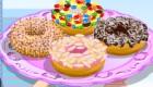 Jeu de donuts
