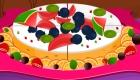 Cuisiner un cheesecake aux fruits