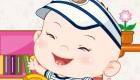 Habillage de bébé