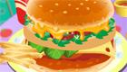 Jeu de hamburger
