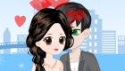 Un couple amoureux