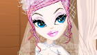 Une mariée haute-couture