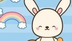 Habille le lapin de Pâques