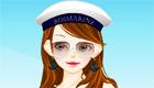 Habille une fille en marin