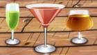Jeu de cocktail