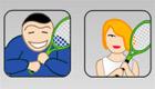 Jeux de tennis