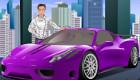 Un tour en voiture avec Justin Bieber
