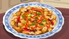 Cuisiner un poulet Kung Pao