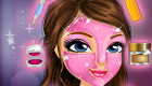 Un maquillage pour une danseuse de Salsa