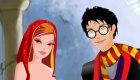 Harry Potter et Ginny Weasley