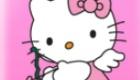 Joue aux mini cartes Hello Kitty