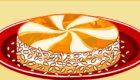 Jeu de gâteau à l'abricot