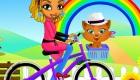 Jeu de vélo