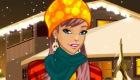 Jeu de mode d'hiver