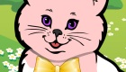 Habillage d'un chaton de Webkinz