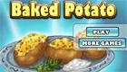 Cuisine des baked Potatoes