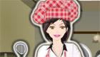 Jeu de fille cuisinière