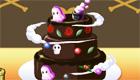 Un gâteau d'Halloween