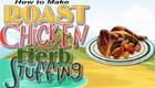 La recette du poulet rôti