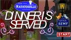 Le restaurant de Disney Ratatouille