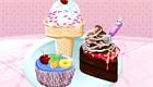 Jeu de desserts pour les filles