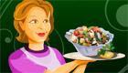 Prépare une bonne salade