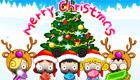 Clip de Noël chez jeux2fille