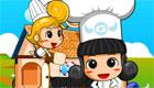 Majhong culinaire pour filles