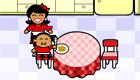 Une maman en cuisine