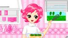 Déco de fille en cuisine