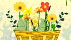 Fais de jolis bouquets de fleurs