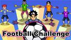 Foot challenge