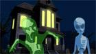 Jeux Halloween - La maison hantée