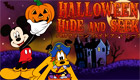 Spécial Halloween - Jeu de Mickey