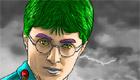 Coloriage de Harry Potter