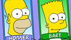 La famille Simpson fait les courses