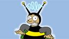 L'homme abeille des Simpsons