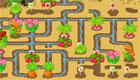 Un potager en labyrinthe