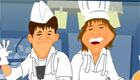 Marre des filles en cuisine